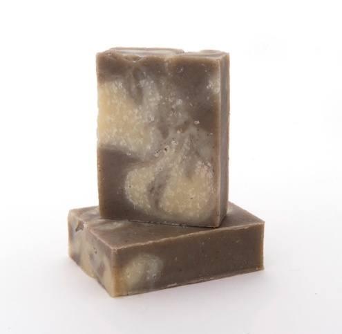 סבון טבעי מינרלי ים המלח - קסם צמחים סבונים טבעיים בעבודת יד