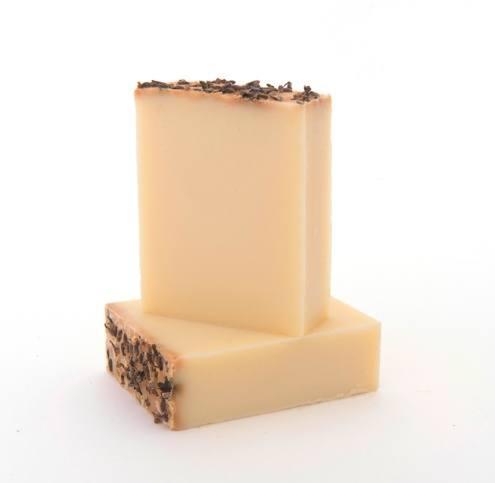 סבון טבעי 100% שמן זית ולבנדר - קסם צמחים סבונים טבעיים בעבודת יד