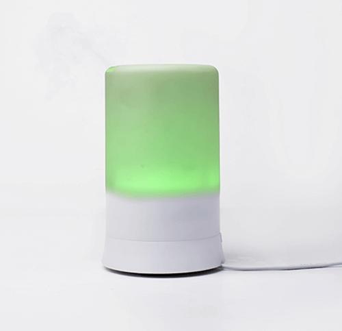מבער שמנים חשמלי - מפיץ ריח חשמלי ארומתרפי ירוק