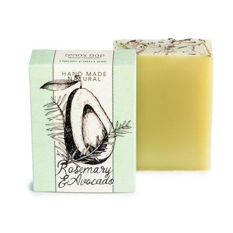 סבון רוזמרין ואבוקדו קסם צמחים