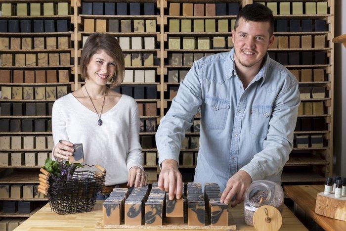קסם צמחים - בית מלאכה לייצור של סבונים טבעיים בגליל העליון